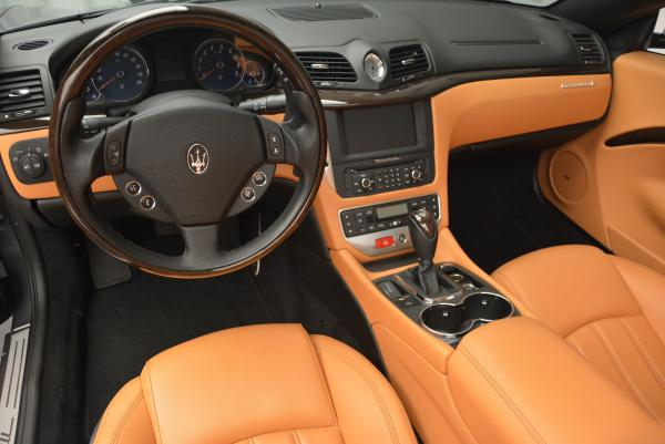 Used 2012 Maserati GranTurismo for sale Sold at Bugatti of Greenwich in Greenwich CT 06830 20