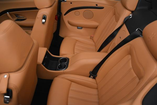 Used 2012 Maserati GranTurismo for sale Sold at Bugatti of Greenwich in Greenwich CT 06830 23