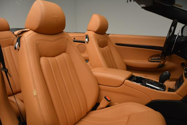 Used 2012 Maserati GranTurismo for sale Sold at Bugatti of Greenwich in Greenwich CT 06830 27