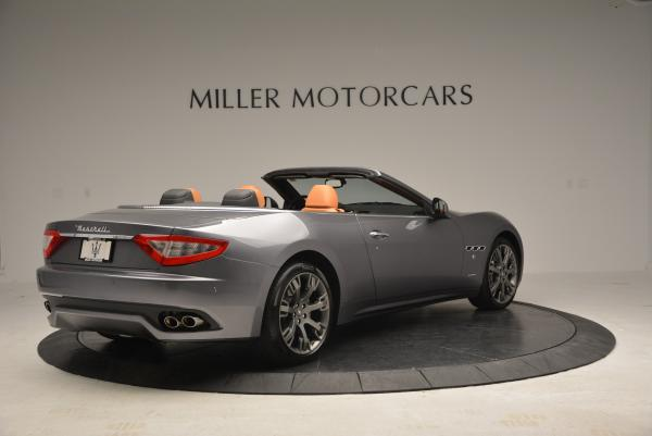 Used 2012 Maserati GranTurismo for sale Sold at Bugatti of Greenwich in Greenwich CT 06830 7