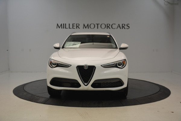 New 2018 Alfa Romeo Stelvio Q4 for sale Sold at Bugatti of Greenwich in Greenwich CT 06830 12