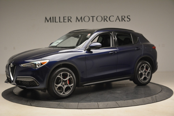 New 2018 Alfa Romeo Stelvio Sport Q4 for sale Sold at Bugatti of Greenwich in Greenwich CT 06830 2