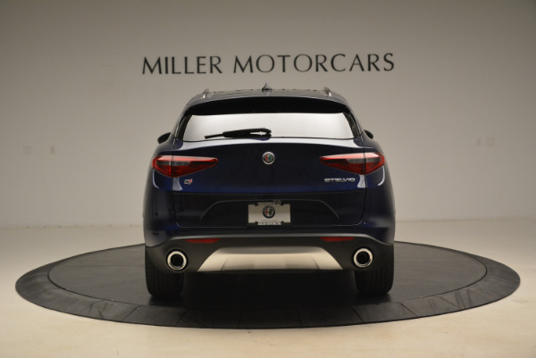 New 2018 Alfa Romeo Stelvio Sport Q4 for sale Sold at Bugatti of Greenwich in Greenwich CT 06830 6