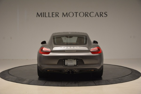 Used 2014 Porsche Cayman S S for sale Sold at Bugatti of Greenwich in Greenwich CT 06830 6