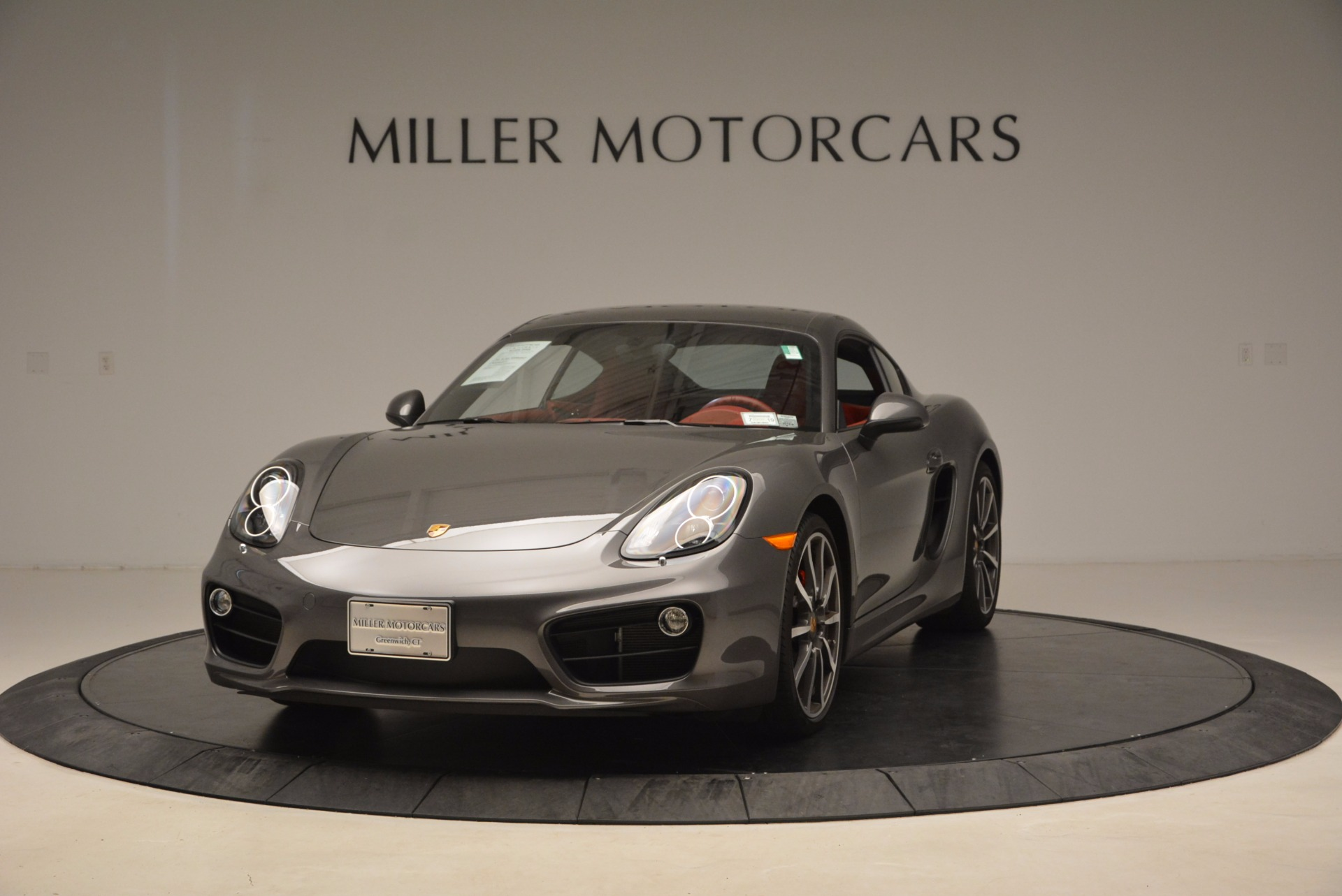 Used 2014 Porsche Cayman S S for sale Sold at Bugatti of Greenwich in Greenwich CT 06830 1