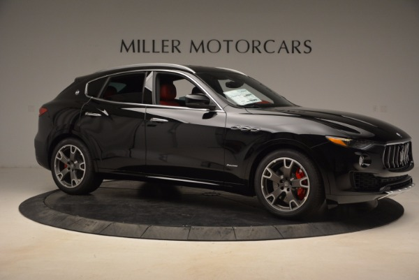 New 2018 Maserati Levante S Q4 GranLusso for sale Sold at Bugatti of Greenwich in Greenwich CT 06830 10