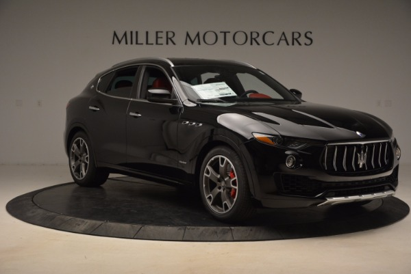 New 2018 Maserati Levante S Q4 GranLusso for sale Sold at Bugatti of Greenwich in Greenwich CT 06830 11