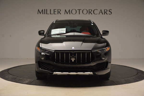 New 2018 Maserati Levante S Q4 GranLusso for sale Sold at Bugatti of Greenwich in Greenwich CT 06830 12
