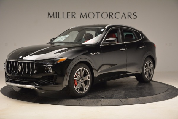 New 2018 Maserati Levante S Q4 GranLusso for sale Sold at Bugatti of Greenwich in Greenwich CT 06830 2