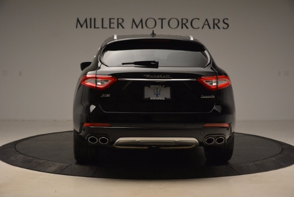 New 2018 Maserati Levante S Q4 GranLusso for sale Sold at Bugatti of Greenwich in Greenwich CT 06830 6