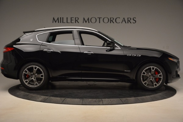 New 2018 Maserati Levante S Q4 GranLusso for sale Sold at Bugatti of Greenwich in Greenwich CT 06830 9