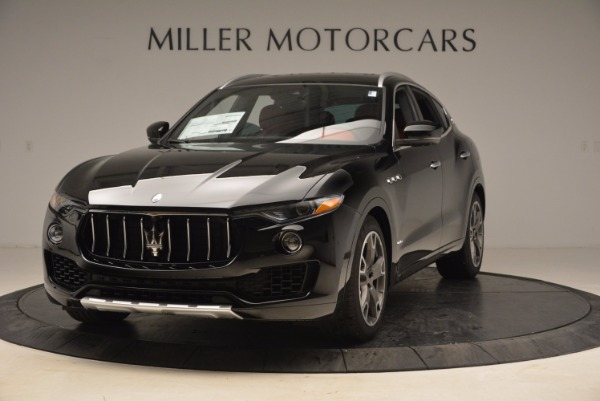 New 2018 Maserati Levante S Q4 GranLusso for sale Sold at Bugatti of Greenwich in Greenwich CT 06830 1