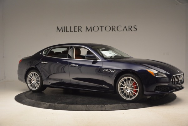 New 2018 Maserati Quattroporte S Q4 GranLusso for sale Sold at Bugatti of Greenwich in Greenwich CT 06830 10