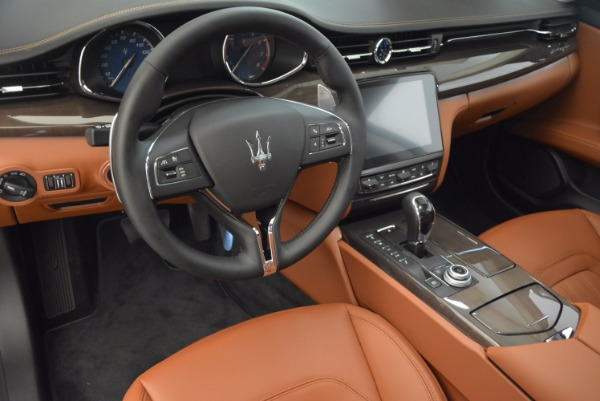 New 2018 Maserati Quattroporte S Q4 GranLusso for sale Sold at Bugatti of Greenwich in Greenwich CT 06830 13