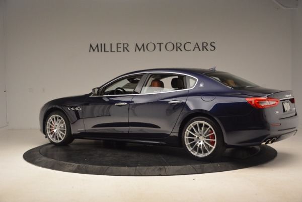 New 2018 Maserati Quattroporte S Q4 GranLusso for sale Sold at Bugatti of Greenwich in Greenwich CT 06830 4