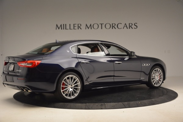New 2018 Maserati Quattroporte S Q4 GranLusso for sale Sold at Bugatti of Greenwich in Greenwich CT 06830 8