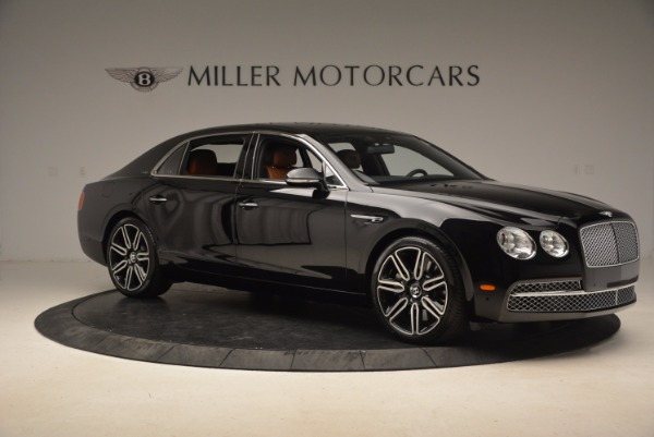 New 2017 Bentley Flying Spur W12 for sale Sold at Bugatti of Greenwich in Greenwich CT 06830 10