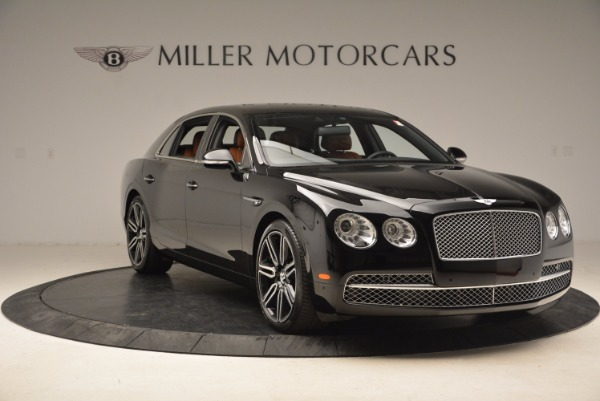 New 2017 Bentley Flying Spur W12 for sale Sold at Bugatti of Greenwich in Greenwich CT 06830 11