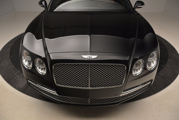 New 2017 Bentley Flying Spur W12 for sale Sold at Bugatti of Greenwich in Greenwich CT 06830 13