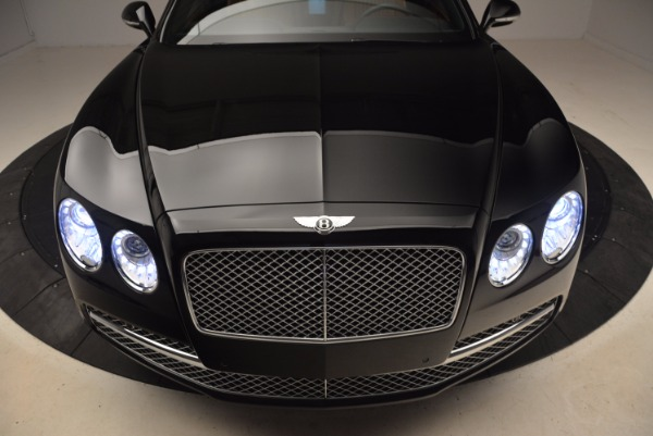 New 2017 Bentley Flying Spur W12 for sale Sold at Bugatti of Greenwich in Greenwich CT 06830 18