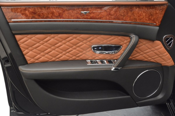 New 2017 Bentley Flying Spur W12 for sale Sold at Bugatti of Greenwich in Greenwich CT 06830 21