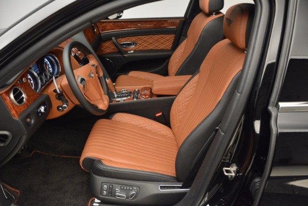 New 2017 Bentley Flying Spur W12 for sale Sold at Bugatti of Greenwich in Greenwich CT 06830 25