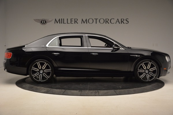New 2017 Bentley Flying Spur W12 for sale Sold at Bugatti of Greenwich in Greenwich CT 06830 9