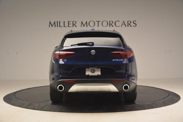 New 2018 Alfa Romeo Stelvio Sport Q4 for sale Sold at Bugatti of Greenwich in Greenwich CT 06830 6