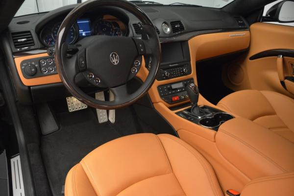 New 2016 Maserati GranTurismo Sport for sale Sold at Bugatti of Greenwich in Greenwich CT 06830 15