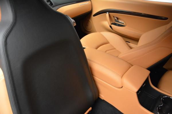 New 2016 Maserati GranTurismo Sport for sale Sold at Bugatti of Greenwich in Greenwich CT 06830 19
