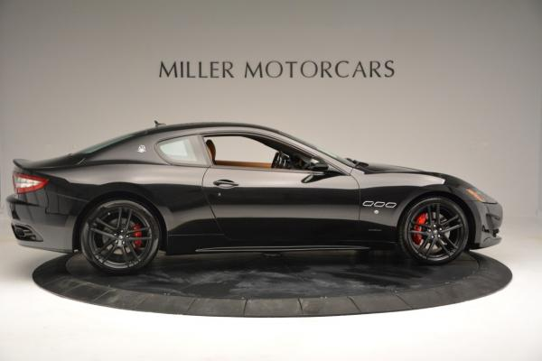 New 2016 Maserati GranTurismo Sport for sale Sold at Bugatti of Greenwich in Greenwich CT 06830 9