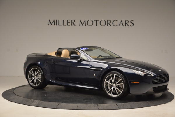 Used 2014 Aston Martin V8 Vantage Roadster for sale Sold at Bugatti of Greenwich in Greenwich CT 06830 10