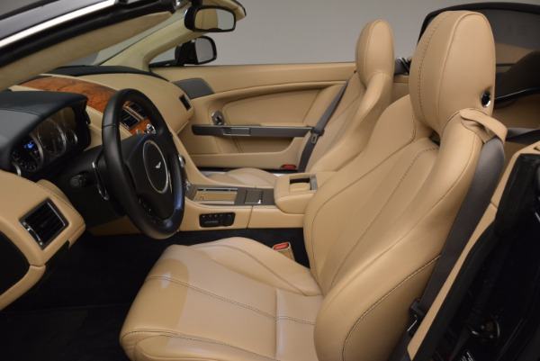 Used 2014 Aston Martin V8 Vantage Roadster for sale Sold at Bugatti of Greenwich in Greenwich CT 06830 20