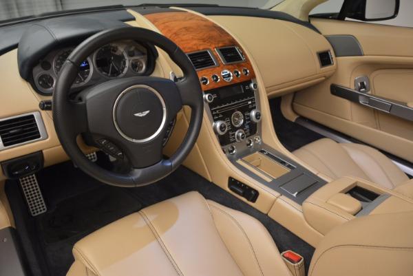 Used 2014 Aston Martin V8 Vantage Roadster for sale Sold at Bugatti of Greenwich in Greenwich CT 06830 21