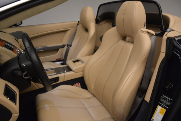 Used 2014 Aston Martin V8 Vantage Roadster for sale Sold at Bugatti of Greenwich in Greenwich CT 06830 23