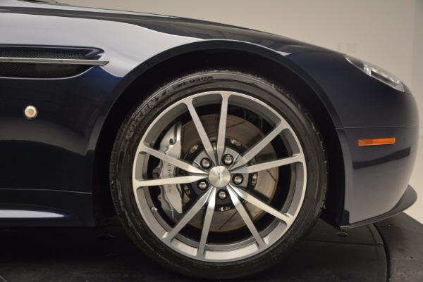 Used 2014 Aston Martin V8 Vantage Roadster for sale Sold at Bugatti of Greenwich in Greenwich CT 06830 25