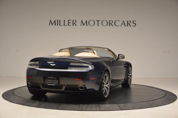Used 2014 Aston Martin V8 Vantage Roadster for sale Sold at Bugatti of Greenwich in Greenwich CT 06830 7