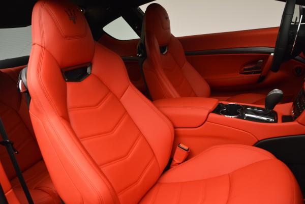 New 2016 Maserati GranTurismo Sport for sale Sold at Bugatti of Greenwich in Greenwich CT 06830 18