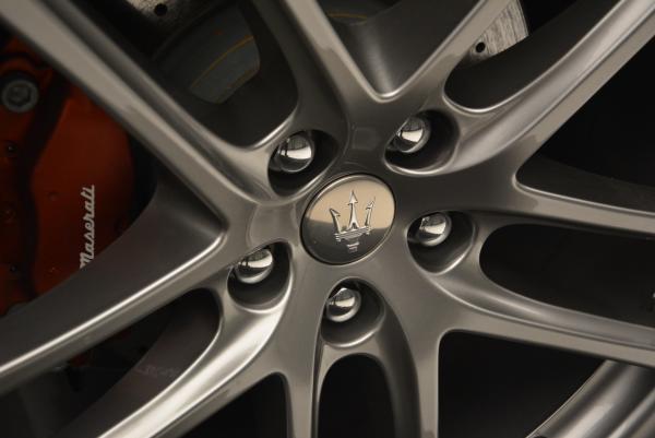 New 2016 Maserati GranTurismo Sport for sale Sold at Bugatti of Greenwich in Greenwich CT 06830 24