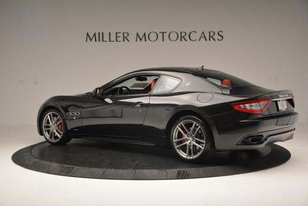 New 2016 Maserati GranTurismo Sport for sale Sold at Bugatti of Greenwich in Greenwich CT 06830 4
