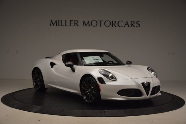 New 2018 Alfa Romeo 4C Coupe for sale Sold at Bugatti of Greenwich in Greenwich CT 06830 11
