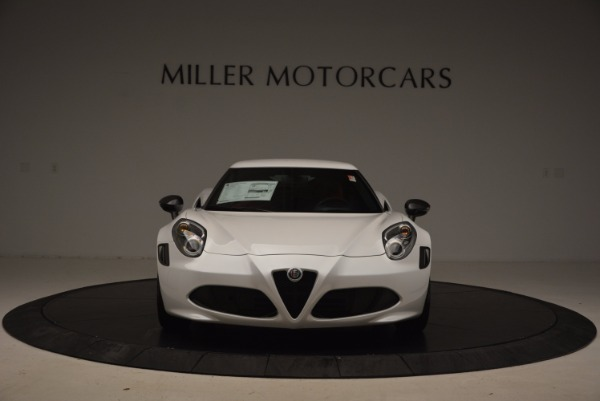 New 2018 Alfa Romeo 4C Coupe for sale Sold at Bugatti of Greenwich in Greenwich CT 06830 12
