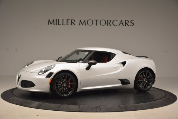New 2018 Alfa Romeo 4C Coupe for sale Sold at Bugatti of Greenwich in Greenwich CT 06830 2