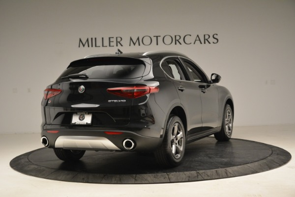 New 2018 Alfa Romeo Stelvio Q4 for sale Sold at Bugatti of Greenwich in Greenwich CT 06830 7