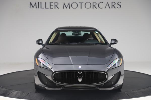 Used 2016 Maserati GranTurismo Sport for sale Sold at Bugatti of Greenwich in Greenwich CT 06830 12