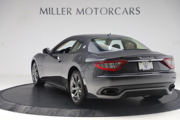 Used 2016 Maserati GranTurismo Sport for sale Sold at Bugatti of Greenwich in Greenwich CT 06830 5