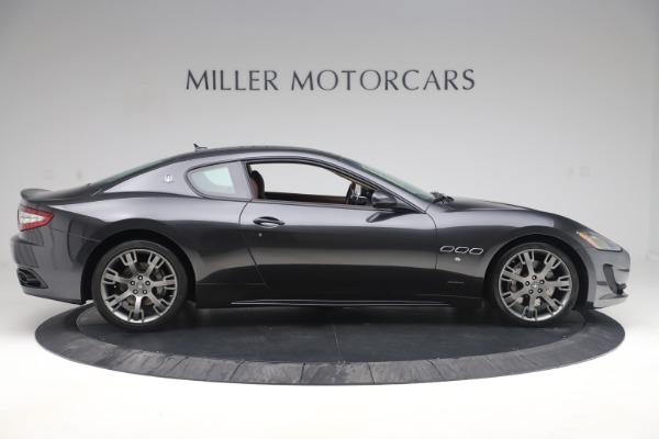 Used 2016 Maserati GranTurismo Sport for sale Sold at Bugatti of Greenwich in Greenwich CT 06830 9