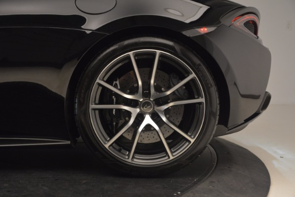 Used 2016 McLaren 570S for sale Sold at Bugatti of Greenwich in Greenwich CT 06830 13
