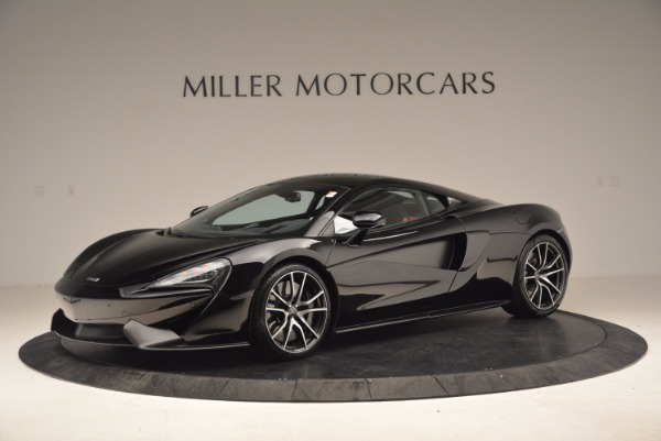 Used 2016 McLaren 570S for sale Sold at Bugatti of Greenwich in Greenwich CT 06830 2