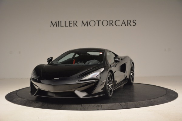 Used 2016 McLaren 570S for sale Sold at Bugatti of Greenwich in Greenwich CT 06830 1